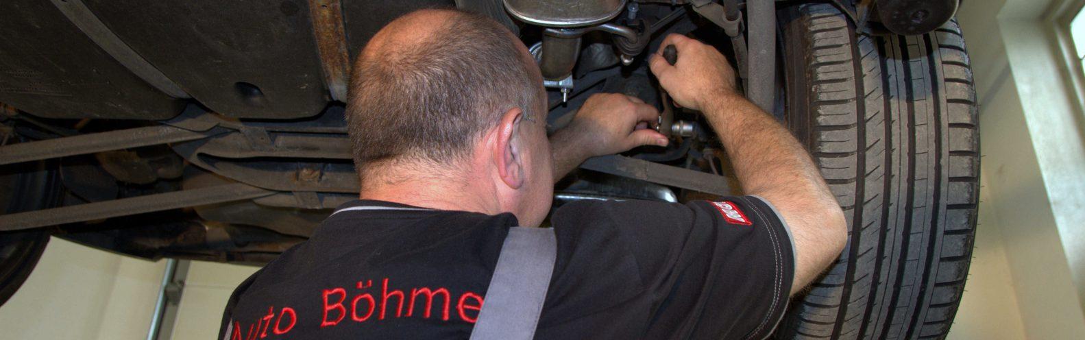 Der Auto Böhme Reifenservice ist schnell, kompetent und preiswert.