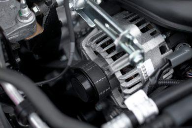 Motorinstandsetzung und Umbau